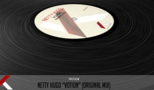 Netty Hugo - Votion (Original Mix) - Official Preview (Autektone Dark)