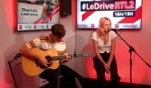 Charlotte Lawrence en live et en interview dans #LeDriveRTL2