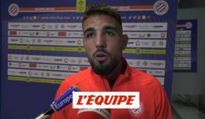 Delort «On a été efficace» - Foot - L1 - Montpellier