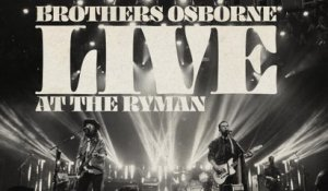 Brothers Osborne - It Ain't My Fault (Live At The Ryman) [Audio]
