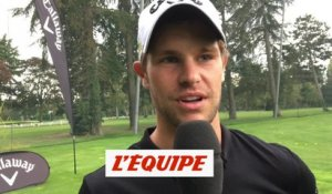 Thomas Detry, « Un Open de France toujours prestigieux » - Golf - Open de France