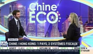Chine Éco: Chine / Hong Kong, 1 pays, 2 systèmes fiscaux - 15/10