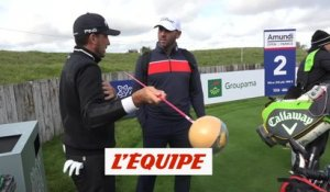La baguette magique - Golf - Open de France