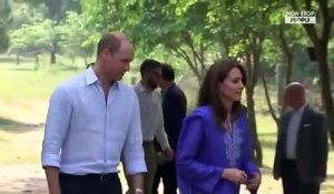 Kate Middleton et le prince William frôlent le crash en avion