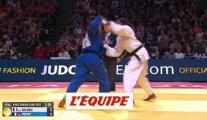 Malonga encore victorieuse à Paris - Judo - Grand Slam