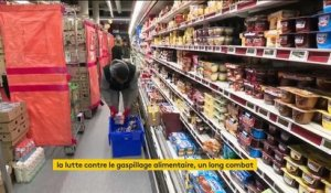 Alimentation : la lutte contre le gaspillage, un long combat