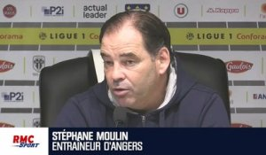 "Ligue 1 : Moulin trouve ""anecdotique"" la 2e place d'Angers"