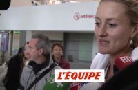 Mladenovic «Beaucoup d'investissement et de sacrifices» - Tennis - Fed Cup