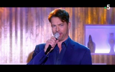 Le live: Harry Connick Jr « Mind if I make love to you » - C à Vous - 15/11/2019