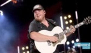 Luke Combs Lands First No. 1 Album With 'What You See Is What You Get' | Billboard News