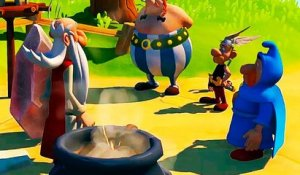 "ASTERIX & OBELIX XXL3 ""The Crystal Menhir"" Bande Annonce"