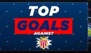 Le top buts : AS Monaco - Paris Saint-Germain