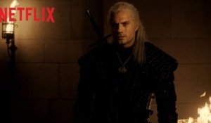 THE WITCHER - BANDE-ANNONCE FINALE VF _ NETFLIX FRANCE