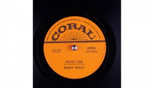 Buddy Holly - Peggy Sue (1957)