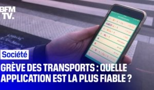 Citymapper, RATP, Google Maps... Quelle est l'application la plus fiable face à la grève ?