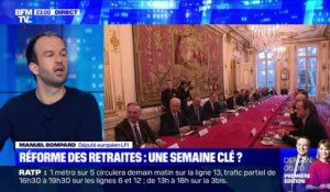 Retraites: un compromis est-il possible ? - 05/01