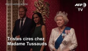 Shocking ! Madame Tussauds sépare Harry et Meghan du reste de la famille royale