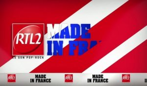 Bon Air, Alain Souchon, Indochine dans RTL2 Made in France (19/01/20)
