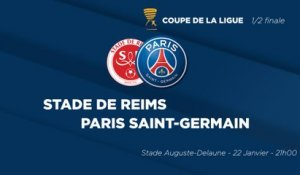 La bande-annonce : Stade de Reims - Paris Saint-Germain