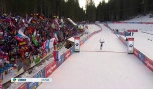La France domine le relais mixte - Biathlon - CM