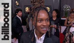 Koffee Talks Grammy Nomination For 'Rapture' & Being a Favorite of the Obamas | Grammys 2020