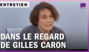 Mariana Otero/Gilles Caron : échanges de regards