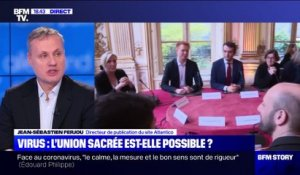 Story 6 : L'union sacrée est-elle possible face au coronavirus ? - 27/02
