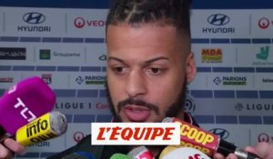 Diony «On reste soudés» - Foot - L1 - ASSE