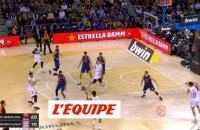 Barcelone domine difficilement le Bayern - Basket - Euroligue (H)