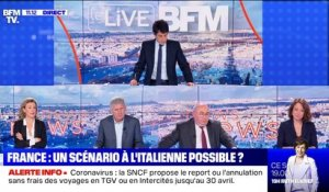 France: un scénario à l'italienne possible ? (4) - 09/03