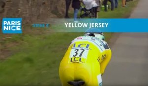 Paris-Nice 2020 - Étape 4 / Stage 4 - Yellow Jersey
