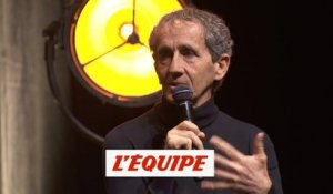 Episode 4 : Bienvenue Ayrton - F1 - Confidences Alain Prost