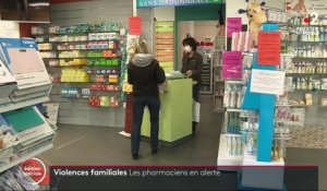 Violences familiales : un dispositif d'alerte dans les pharmacies