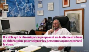 Didier Raoult bénéficie de l'attention d'Emmanuel Macron