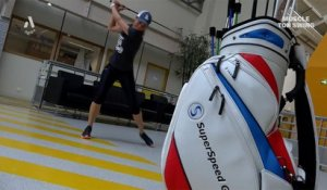 #Golfezchezvous : Muscle ton swing (n°18)