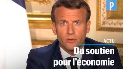 Aide Aux Familles Modestes Et Aux Entreprises Comment Emmanuel Macron Veut Soutenir L Economie