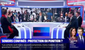 Story 3 : Seniors confinés: protection ou punition ? - 16/04