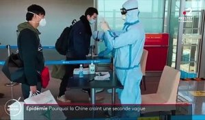 Coronavirus : la Chine en proie à une seconde vague de contamination ?
