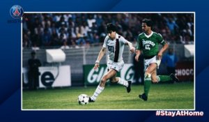 Classic match: 1982, first trophy for Paris