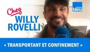 HUMOUR | Transportant et confinement - Willy Rovelli met les points sur les i