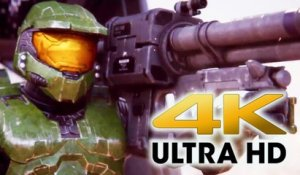 HALO 2 REMASTER The Master Chief Collection - Trailer officiel 4K