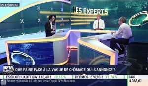Les Experts: Que faire face à la vague de chômage qui s'annonce ? - 18/05