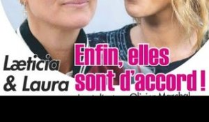 Laeticia Hallyday, Laura Smet, enfin drsquo;accord, intervention miracle drsquo;un réalisateur