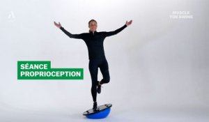 Muscle ton swing : proprioception