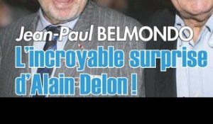Jean-Paul Belmondo, lrsquo;incroyable surprise drsquo;Alain Delon, sa confidence