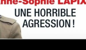Anne-Sophie Lapix,  agression  sournoise sur France 2, sa grosse réplique
