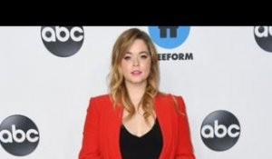 PHOTO Sasha Pieterse (Pretty Little Liars) : l'actrice est enceinte de son premier...