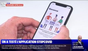 On a testé l'application StopCovid