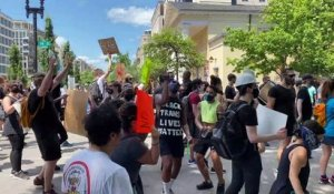 USA: manifestations à travers le pays contre les violences policières