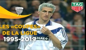 Top coupes de cheveux | Finales Coupe de la Ligue 1995-2020 | Archives